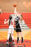 Gallery: Girls Basketball Klahowya @ Coupeville